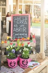 Abrir Conciencia Sabe la Tierra Palermo Mayo 2014